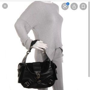 Authentic Christian Dior Black Rebelle Bag